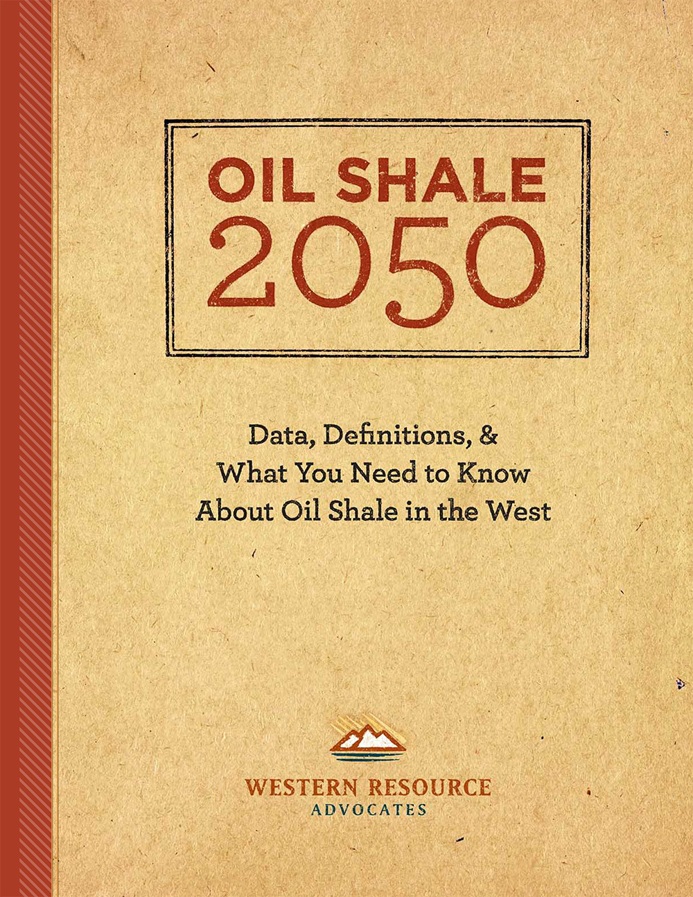 Oil Shale 2050 Report