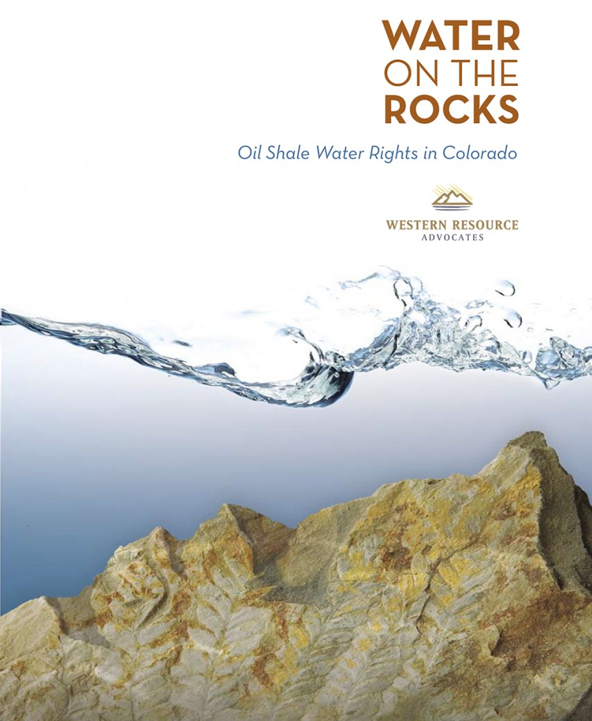Water on the Rocks Report